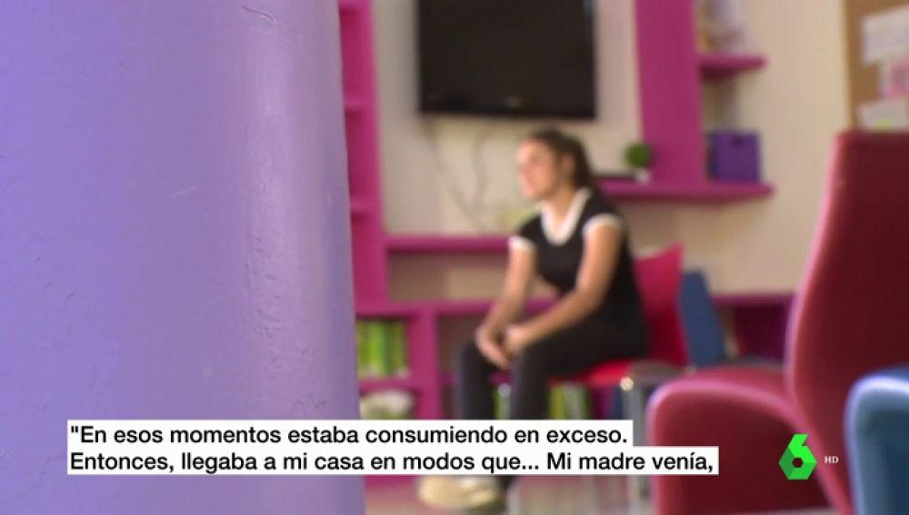 Triana confiesa que la relación con sus padres llegó a ser insostenible