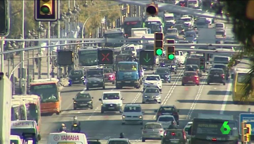Los trayectos por carretera pueden ser en breve más caros para los vehículos diésel