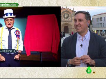 ¿Qué le parece a José Ramón García-Hernández la campaña de El Intermedio?