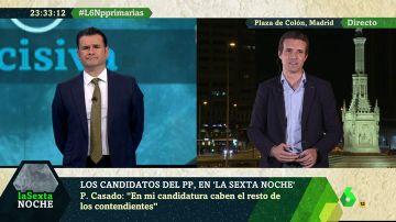 Pablo Casado, candidato a la Presidencia del PP