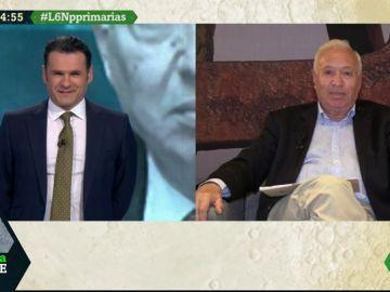 José Manuel García-Margallo, candidato a la Presidencia del PP