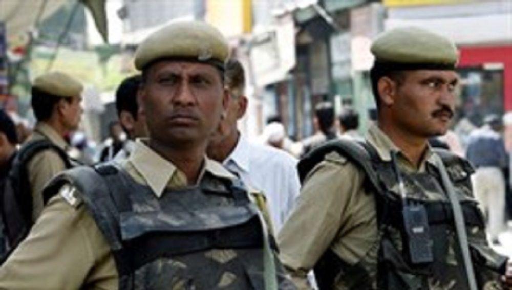 Policía de India (Archivo)