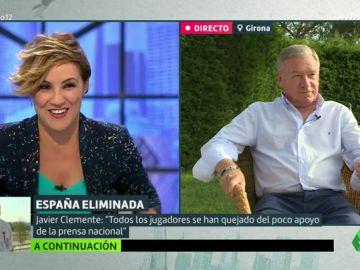 ¿Quién debe pagar por la eliminación de España del Mundial de Rusia? Habla Javier Clemente en Liarla Pardo