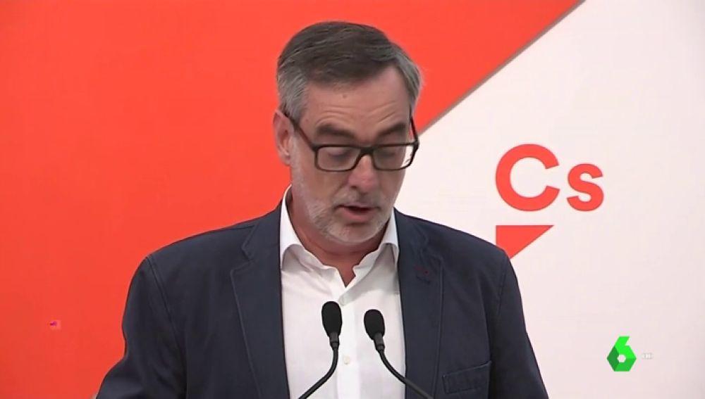"""José Manuel Villegas, sobre RTVE: """"Pedro Sánchez es un bucanero que ha asaltado el poder"""""""