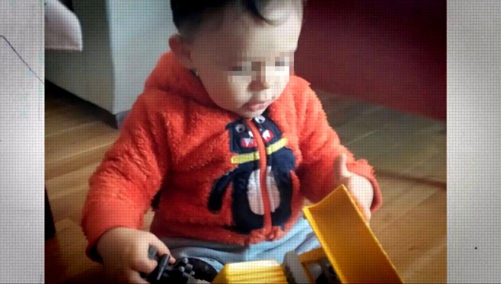 El niño asesinado por su madre en Seseña.