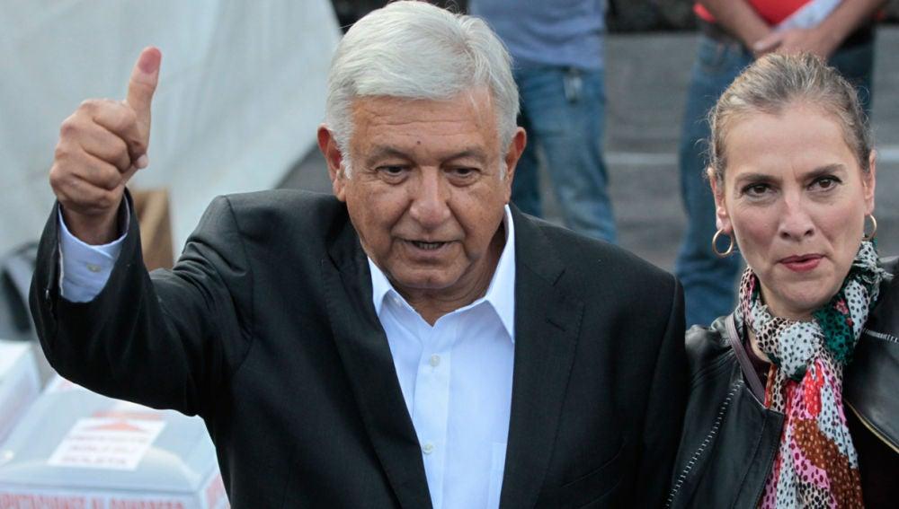 Andrés Manuel López Obrador gana las elecciones en México
