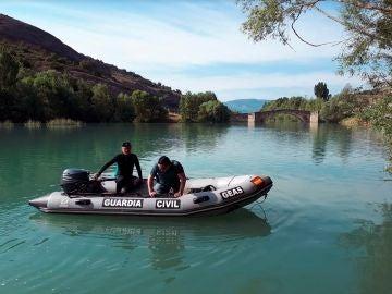 Encontrado el cadáver del joven accidentado en el río Ésera