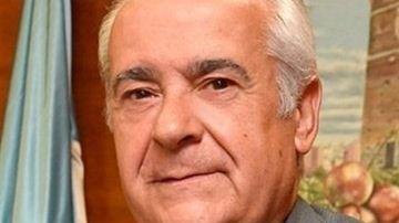 Carlos Ruipérez, alcalde de Arroyomolinos
