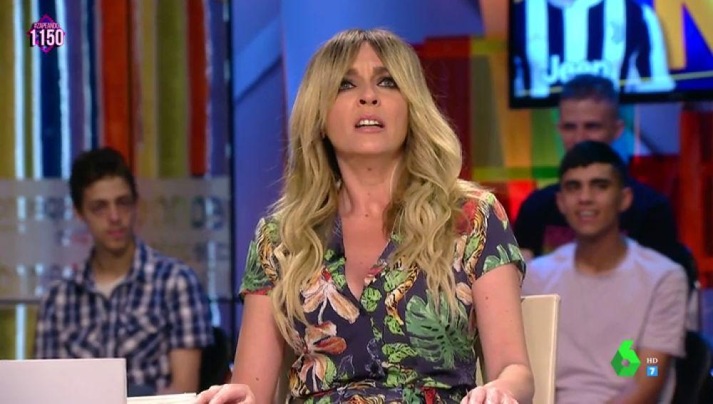 El 'ataque' de Anna Simon tras conocer la exclusiva de laSexta sobre la marcha de Cristiano Ronaldo del Real Madrid