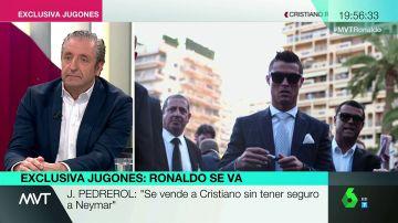 Pedrerol analiza en MVT la marcha de Neymar.