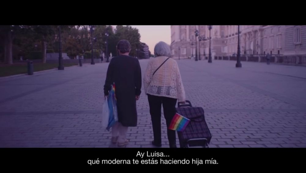Madrid celebra el aniversario del Orgullo LGTBI con un emotivo vídeo: 40 años de lucha para una ciudad tolerante