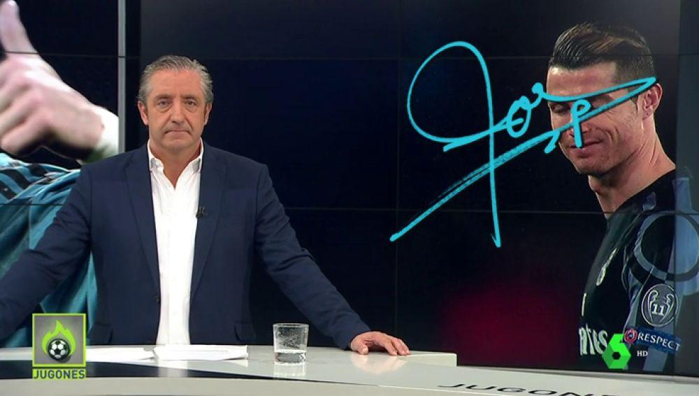 """Josep Pedrerol: """"Hay que preparar una despedida a la altura de Cristiano"""""""