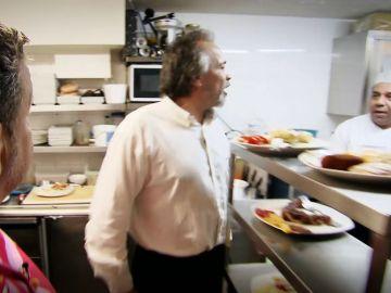 Pesadilla en la cocina: Olé