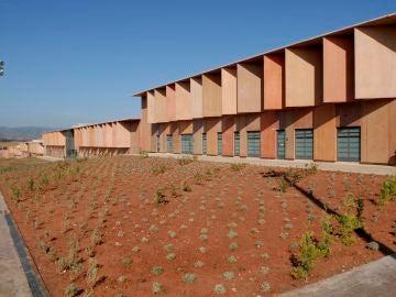 Exterior de la prisión de Lledoners