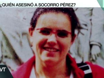 Socorro Pérez, asesinada en Ourense.