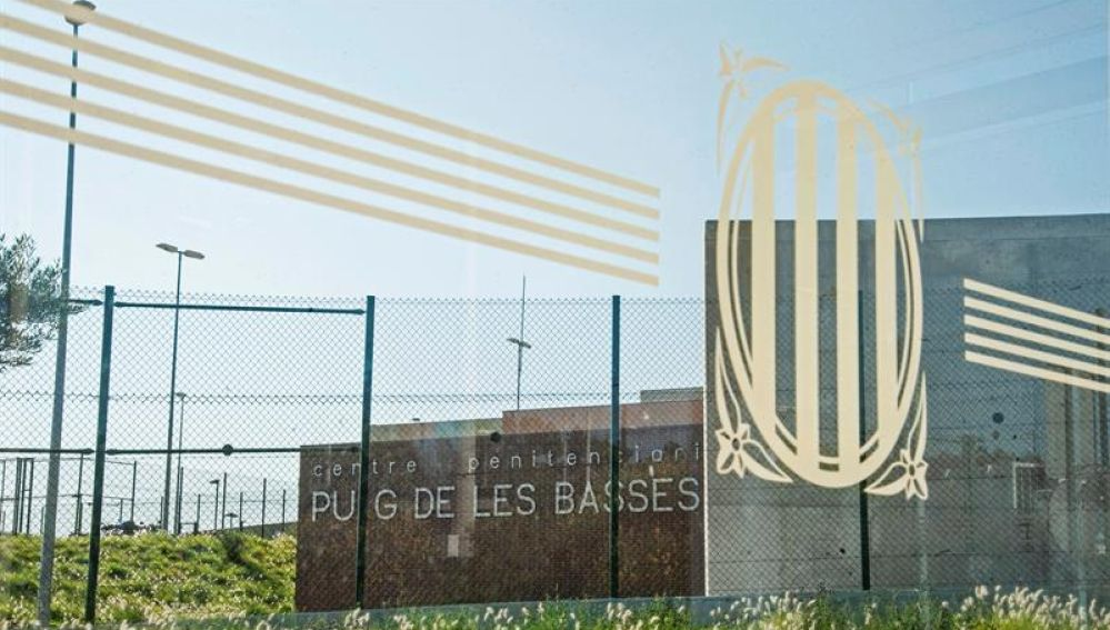 Vista del centro Penitenciario de Puig de les Basses en Figueres (Girona)