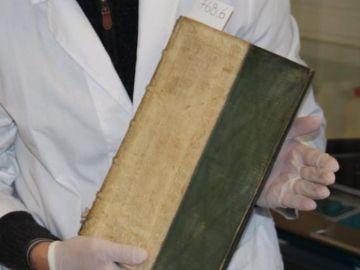 Los libros envenenados hallados en la Universidad danesa