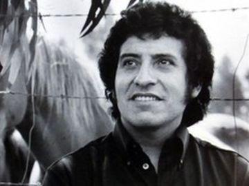 Víctor Jara, el cantante chileno asesinado en 1973