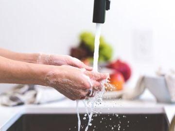 Lavarse bien las manos es fundamental para evitar la propagación de patógenos