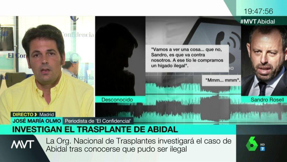 José María Olmo, en MVT