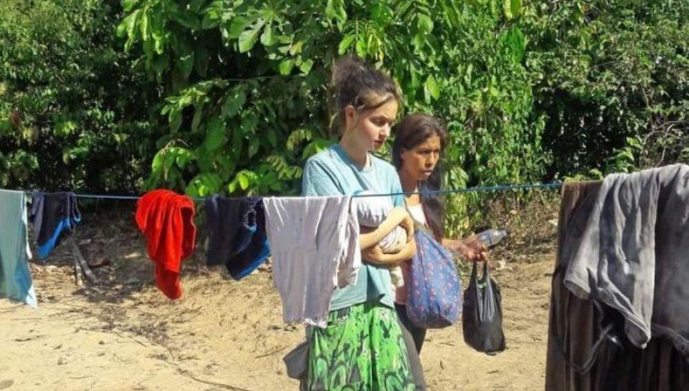 Hallan en Perú a Patricia Aguilar, chica captada por una secta