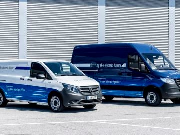 Mercedes-Benz eVito y eSprinter