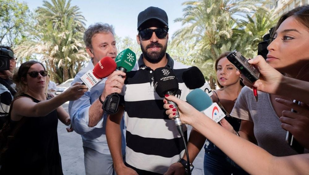 Guerrero, el guardia civil de 'La Manada'