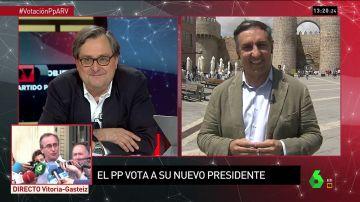 """El guiño de Joserra a su 'votante' Marhuenda: """"En el PP hay muchos inteligentes como Marhuenda, ya gozo la victoria"""""""
