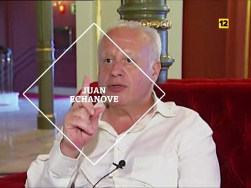 Juan Echanove, en La Sexta Noche