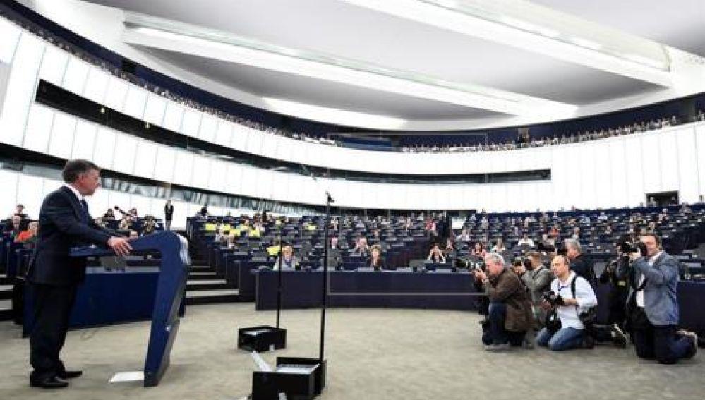 La eurocámara castiga las violaciones de Derechos Humanos