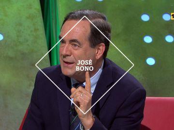 José Bono en La Sexta Noche