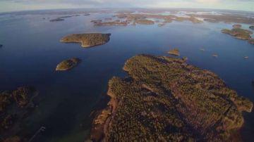 Imagen de la Costa Báltica, donde existen áreas de aguas que no poseen oxígeno