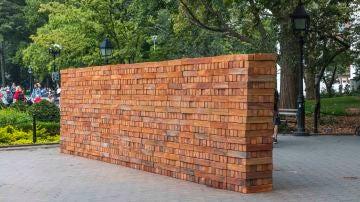 El muro en Washington