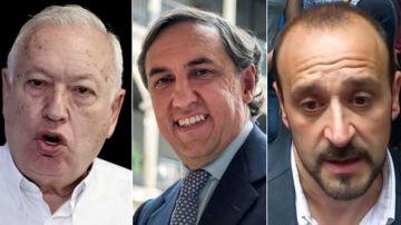 Margallo, Joserra García-Hernández y Cabanes
