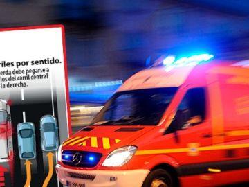 Cómo ceder el paso a una ambulancia