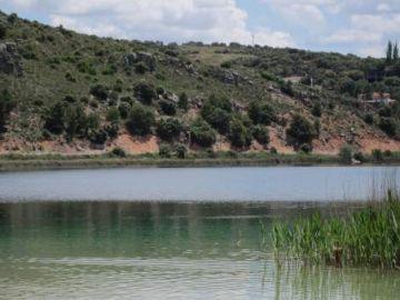 En la imagen las Lagunas de Ruidera en Ciudad Real