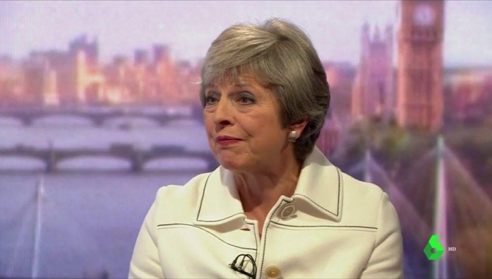 Trump le dijo a Theresa May que demandara a la Unión Europea por el Brexit en lugar de negociar