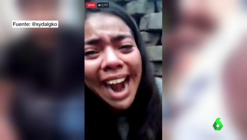 Jóvenes se despiden de sus familiares por redes sociales en Nicaragua tras un ataque paramilitar