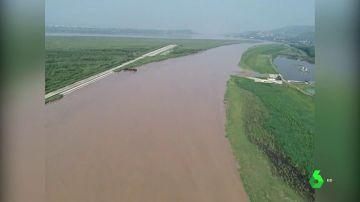Las inundaciones dejan miles de evacuados en China y 209 muertos en Japón