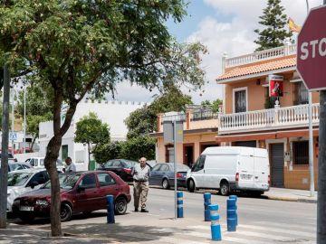 Seis heridos en un atropello en Dos Hermanas, Sevilla
