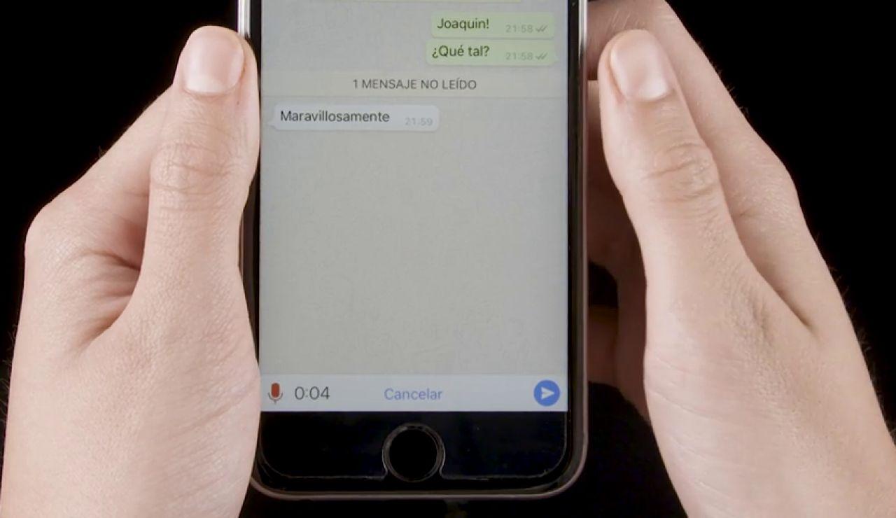 Aprende a escuchar audios de WhatsApp antes de enviarlos y te cambiará la vida