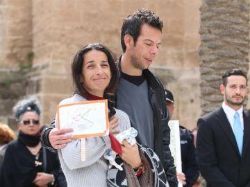 Patricia Ramírez y Ángel Cruz, padres de Gabriel Cruz