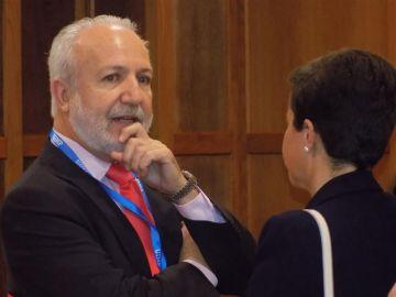 Imagen de archivo del secretario de Estado de Justicia, Manuel Jesús Dolz