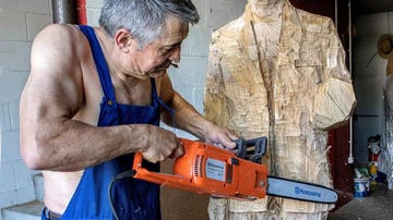 Una talla del artista Álvaro de la Vega viajará a casa de Ringo Star