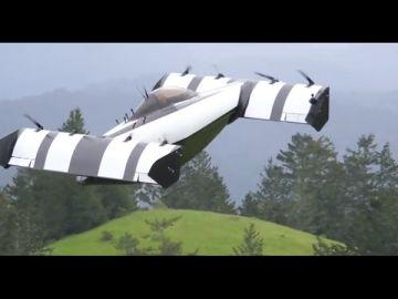 Así es BlackFly, el primer avión ultraligero eléctrico de despegue vertical