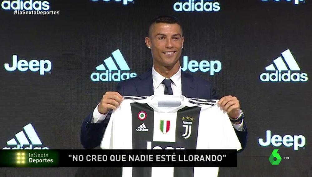 Las razones de Cristiano para fichar por la Juventus