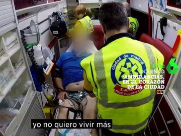 Ambulancias se traslada a nuevas zonas