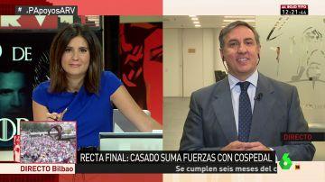José Ramón García-Hernández, excandidato a la Presidencia del PP