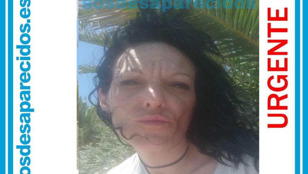 Cartel de la mujer de 35 años desaparecida en Ibiza