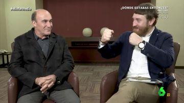 Entrevista de Manuel Burque a José Luis Martín Gutiérrez